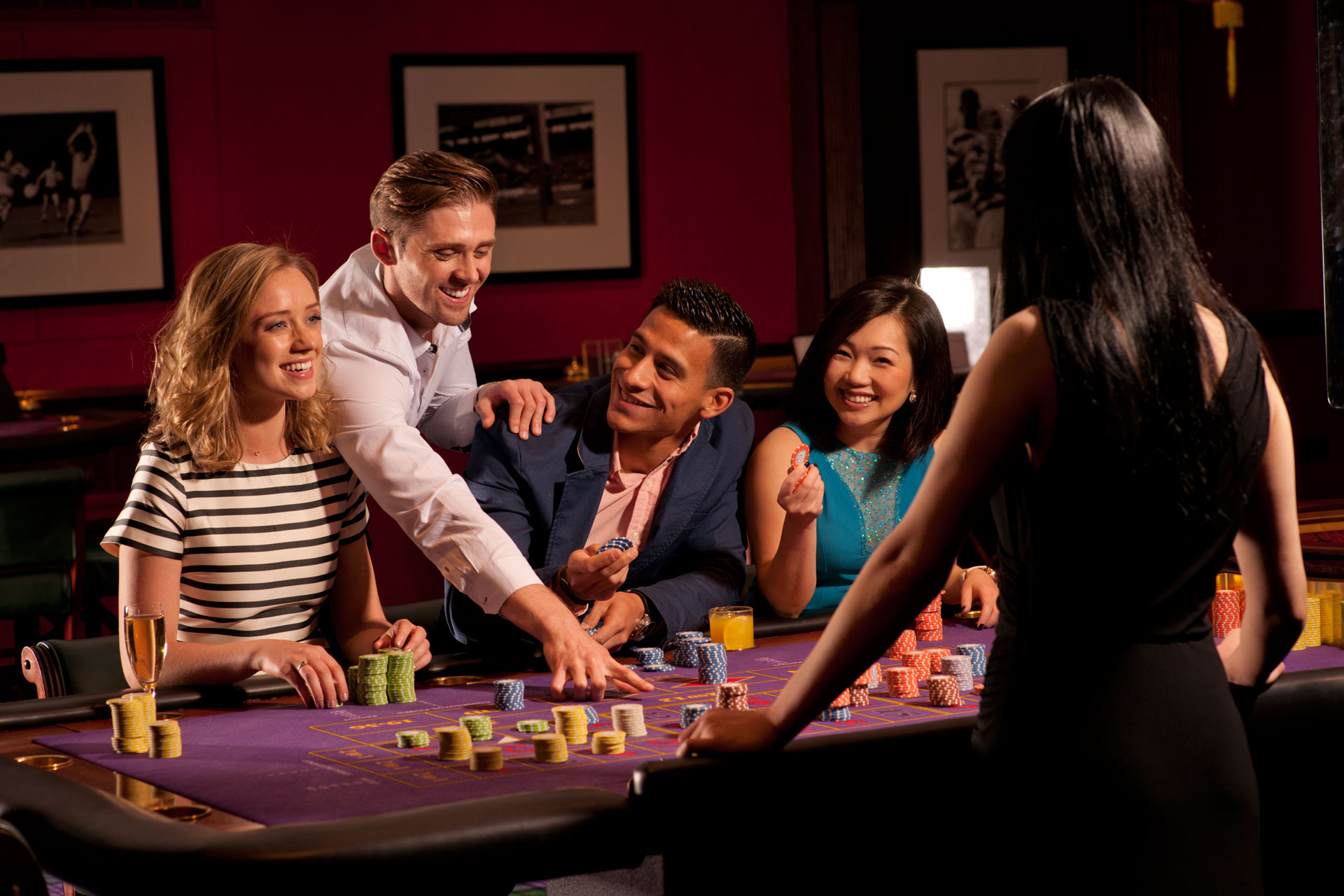 Enjoy Online Casino Games at Your Homely Comfort